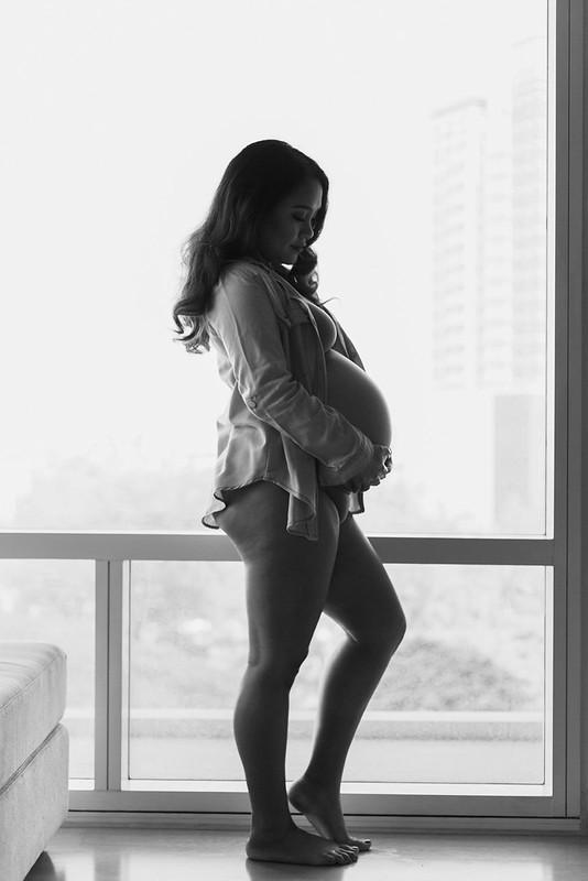 Charles and Maan Maternity Shoot