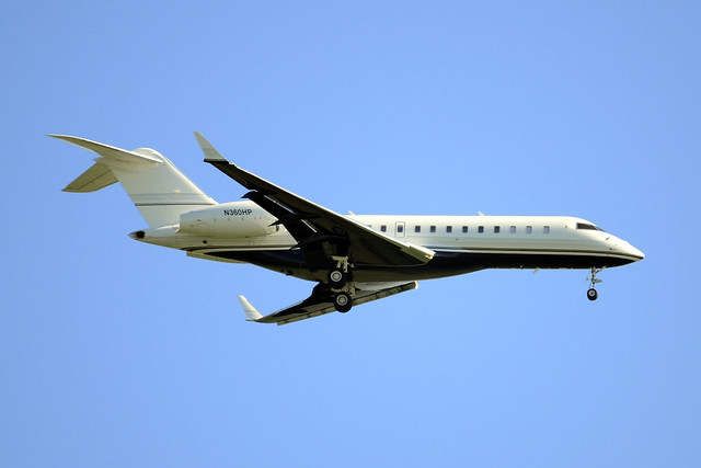 N360HP Bombardier Global 6000