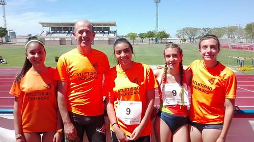 AionSur 33717929743_a4fc56010c_d Tres arahalenses suben al podio en el Andaluz de clubes de 1ª División Atletismo Deportes