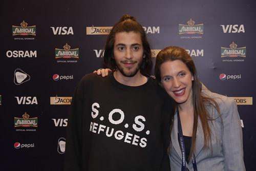 Salvador Sobral und Luisa Sobral