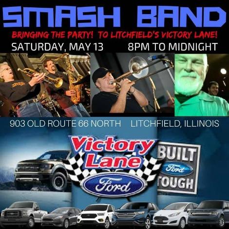 Smash Band 5-13-17