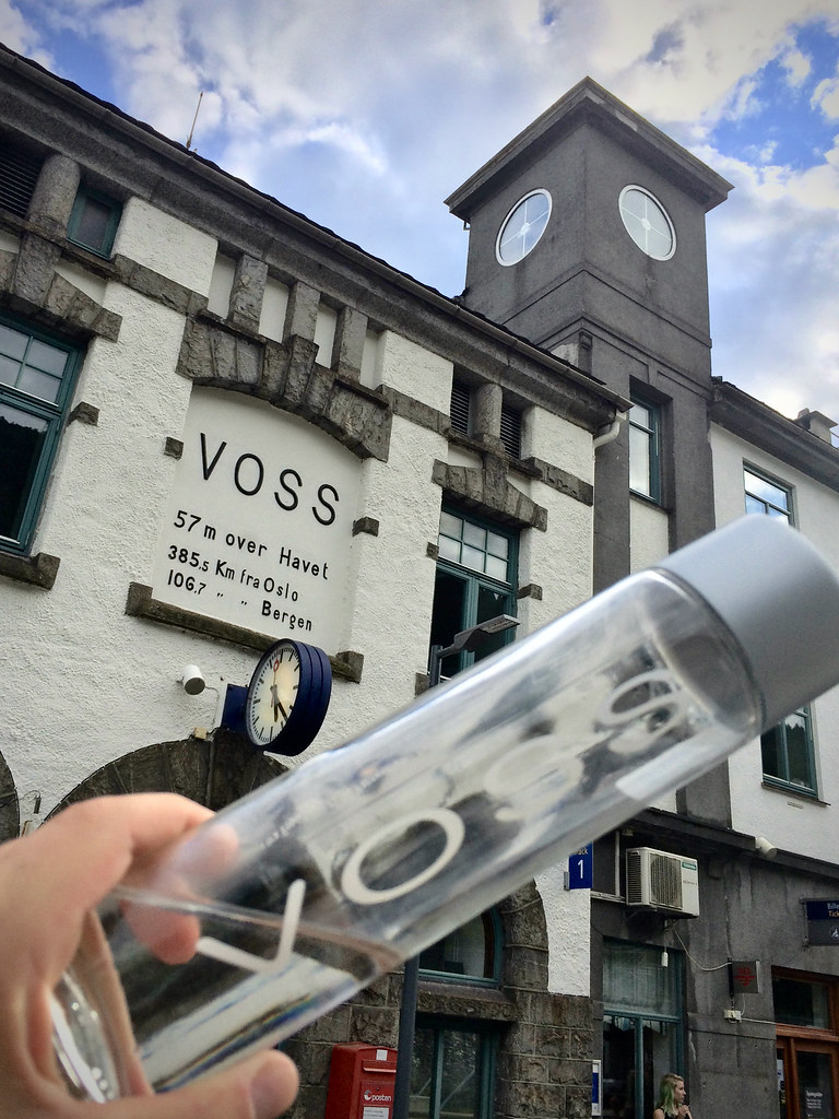 Voss Water & Train Station