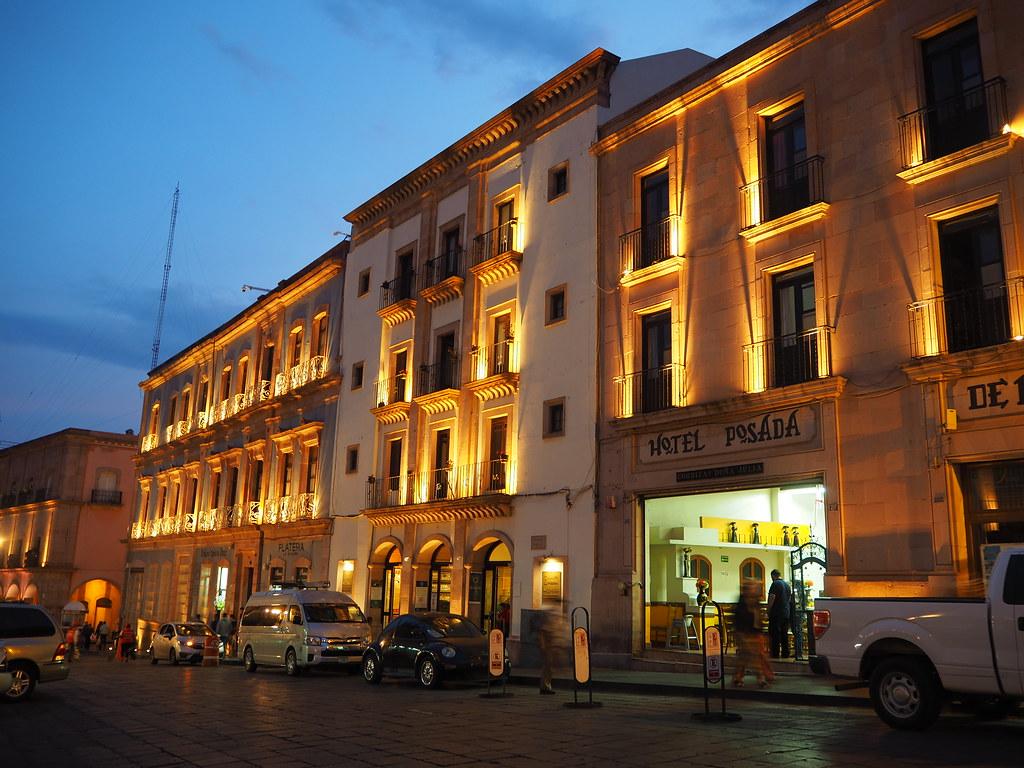 Zacatecas Patrimonio de la Humanidad UNESCO