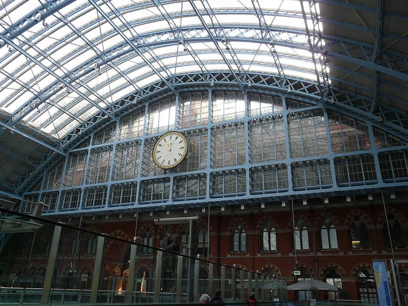 Estação St Pancras