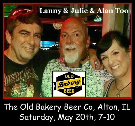 Lanny & Julie & Alan Too 5-20-17
