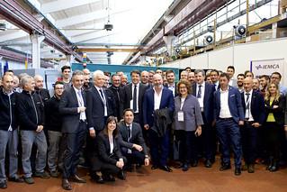 2017.04.21 Matteo Renzi visita le linee produttive Iemca e Giuliani del Gruppo Bucci Industries