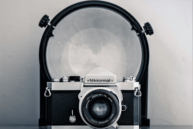 NIKKORMAT FT3 & ASHAI PENTAX 55mm f2.0