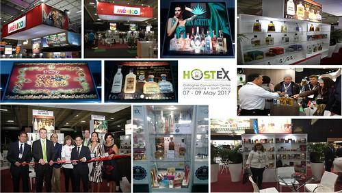 Participación de Empresas Mexicanas en el Pabellón de Mexico en la feria comercial Hostex 2017
