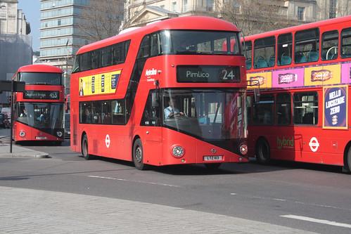 Metroline LT113 LTZ1113