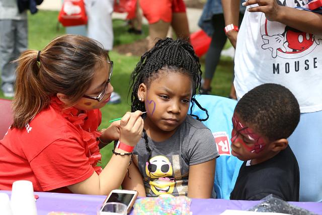 Rutgers University-Newark Celebrates Rutgers Day 2017