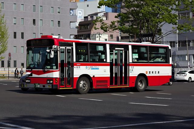 2017/05/02 宮城交通 308