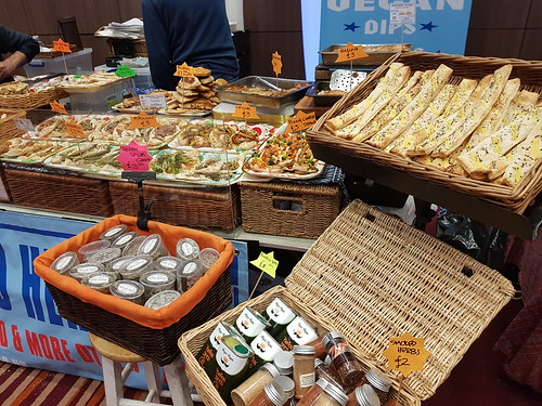 Vegan food at vegan summer festival London | by Jason Peper