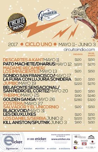 Circuito Indio Querétaro