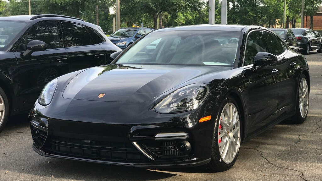 Dealer Inventory New 2017 Porsche Panamera Turbo Porsche