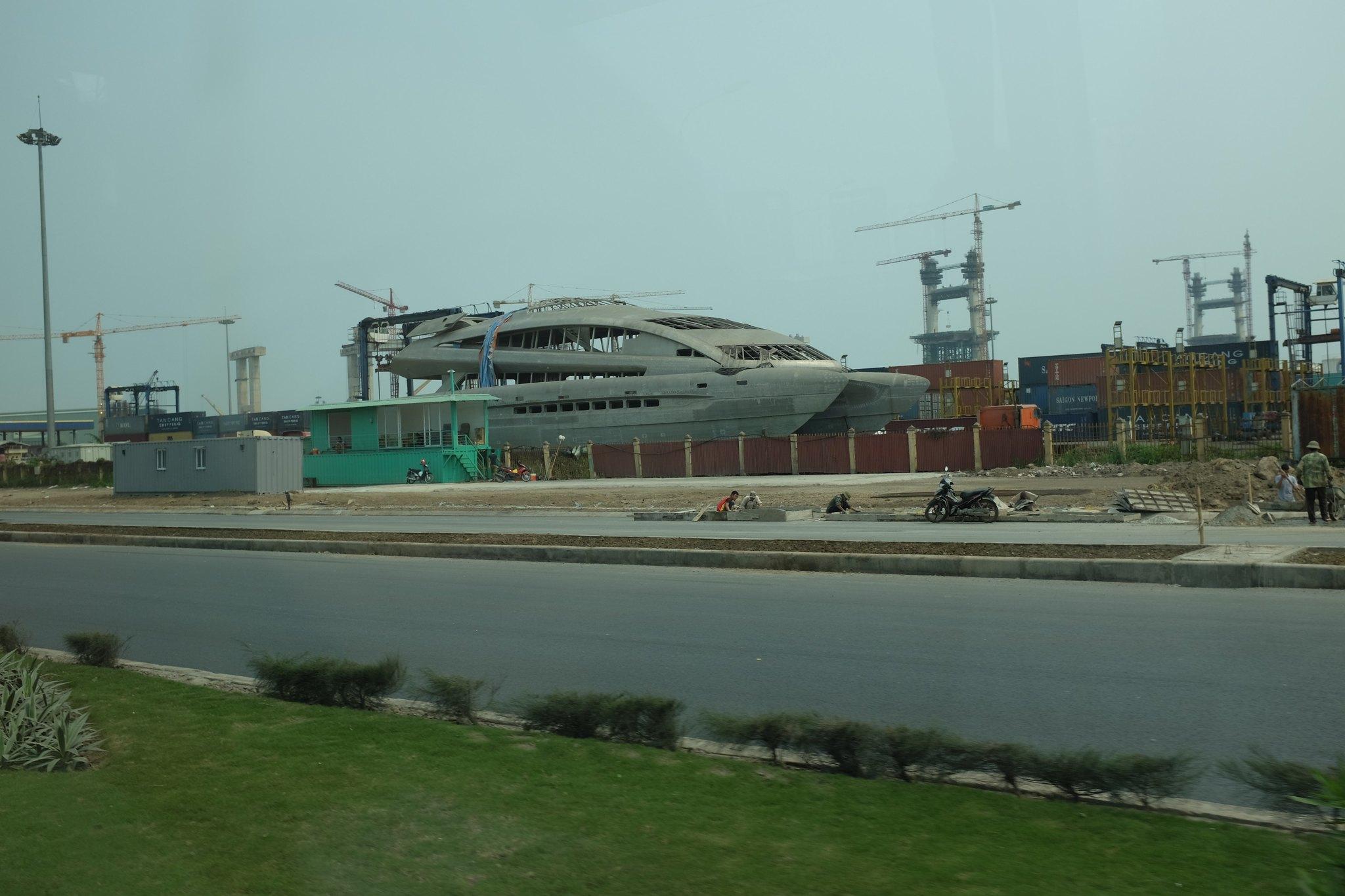 Betonschiff