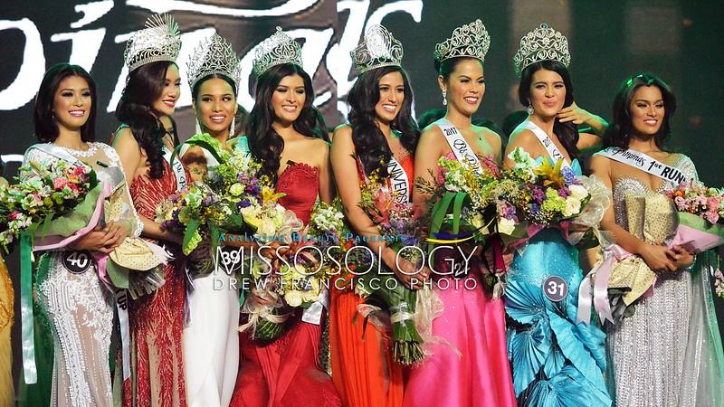 Binibining Pilipinas 2017 Winners