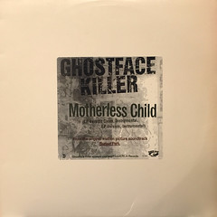 GHOSTFACE KILLER:MOTHERLESS CHILD(JACKET A)