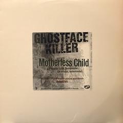 GHOSTFACE KILLER:MOTHERLESS CHILD(JACKET A)