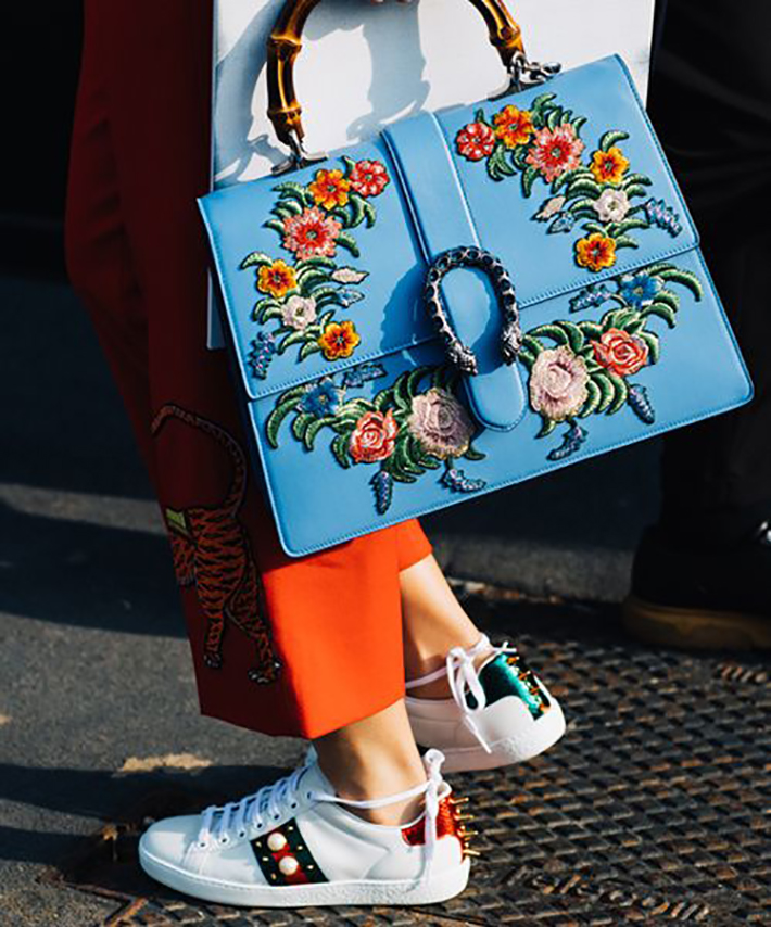 street style spring 2017 outfits inspiration accessories fashion trend style2