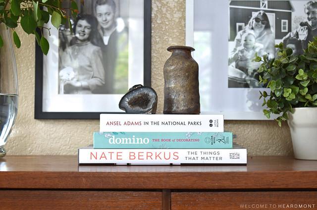 Close up Books