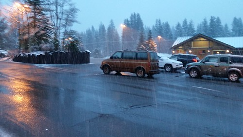 May Snow in Truckee