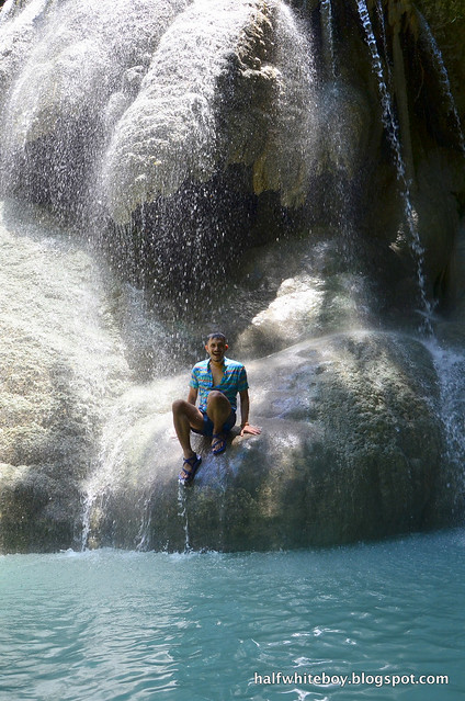 halfwhiteboy - aguinid falls, samboan, cebu 14