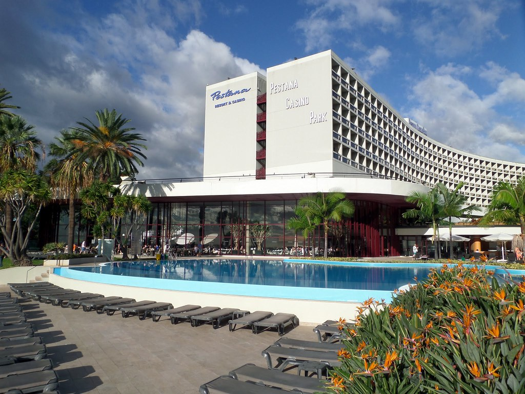 Casino Park Hotel, Funchal