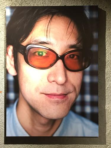 1万円アート 東京 3/100 テディベア展 雄飛さんパネル