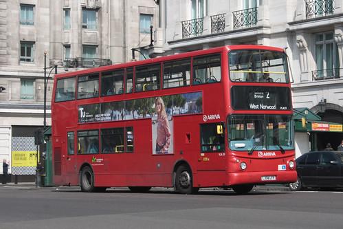 Arriva London VLA59 LJ04LFP