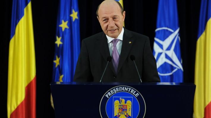 Cel mai mare dusman al fostului Presedinte Traian Basescu este parlamentarul Basescu