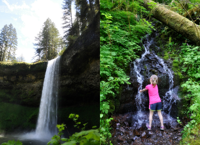 Big and Little Waterfalls @ Mt. Hope Chronicles