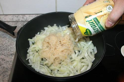 16 - Sauerkraut hinzufügen / Add sauerkraut