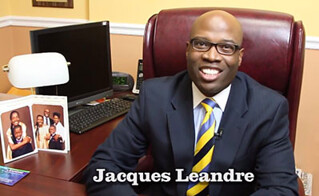 Jacques Leandre | by United Black Golfers Assn