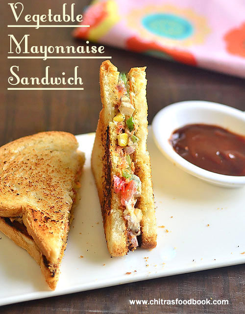 Mayo sandwich recipe