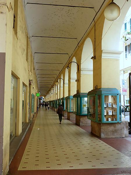 arcades oneglia