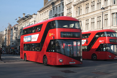 Go-Ahead London LT52 LTZ1052