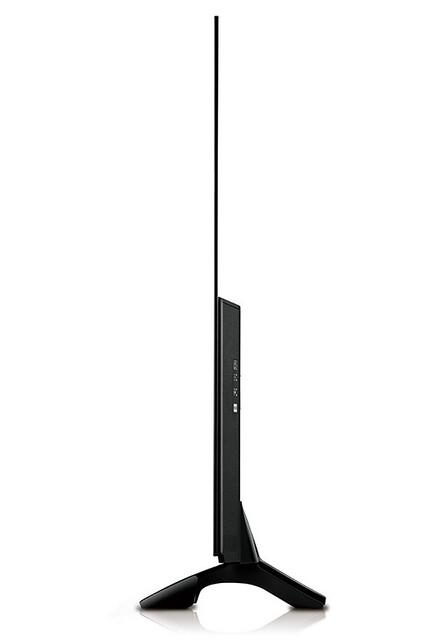 4K有機ELテレビ65型の薄さは6.7mm!驚愕の薄さが当たり前になる!!