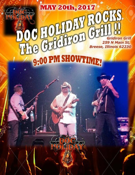 Doc Holiday 5-20-17