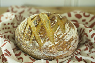 sourdough loaf | by childerhouse