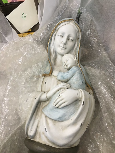 Mother and Child,  Gift from Joyce