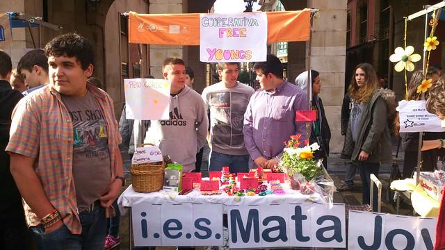 Mercado EJE. Mayo 2014