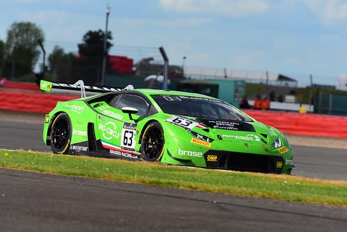 Andrea Caldarelli - Christian Engelhart - Mirko Bortolotti, Lamborghini Huracan GT3, Blancpain GT Series Endurance Cup, Silverstone 2017