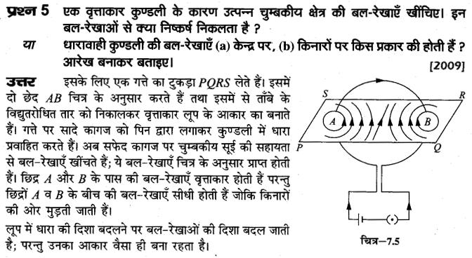 board-solutions-class-10-science-vighut-dhara-ka-chumbkiy-prabhav-7