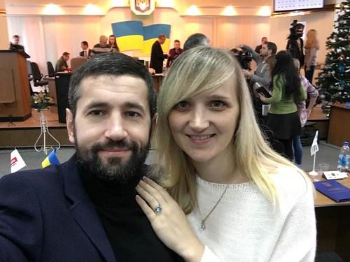 Олександр та Тетяна Чубаї