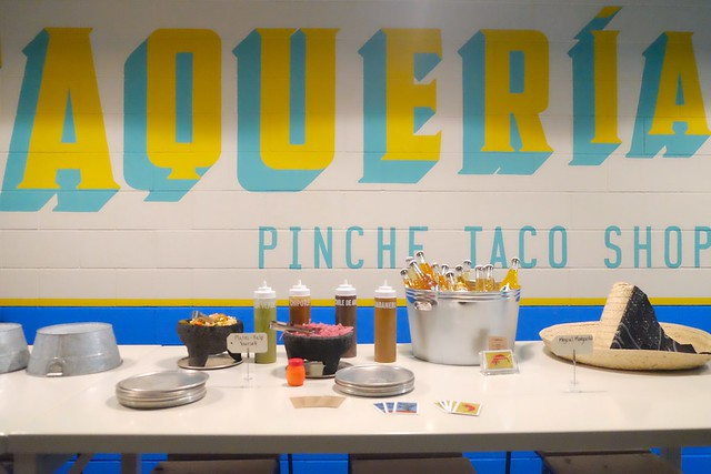La Taqueria Pinche Taco Shop | Hornby Street, Vancouver
