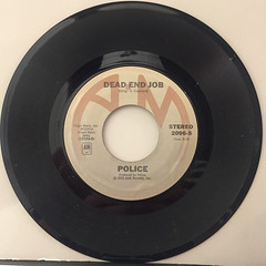 POLICE:ROXANNE(RECORD SIDE-B)