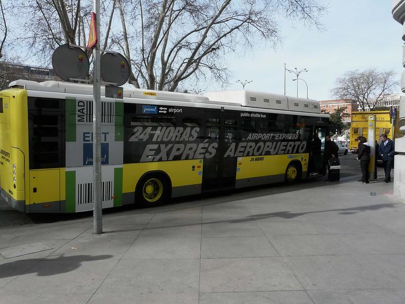 ônibus Exprés Aeropuerto