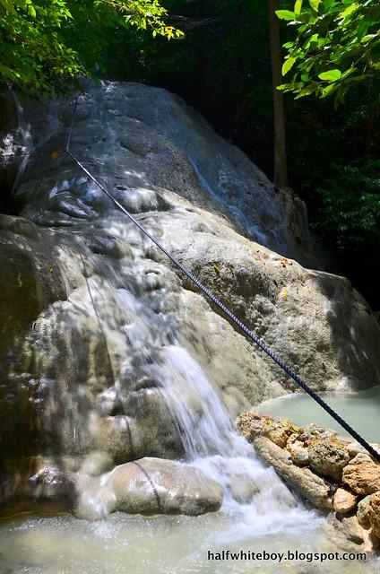 halfwhiteboy - aguinid falls, samboan, cebu 04