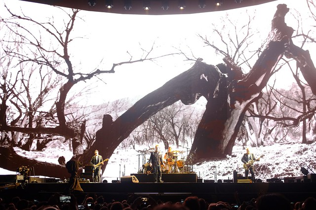 U2 The Joshua Tree Tour 2017 | BC Place Stadium, Vancouver