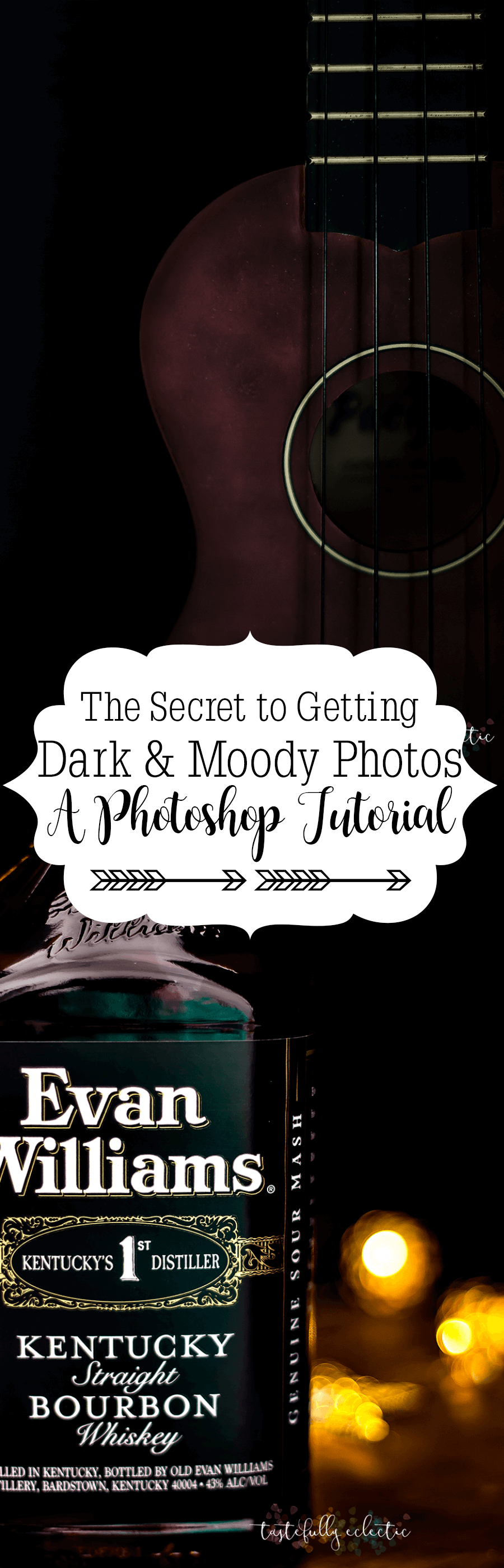 The Secret to Getting Dark Moody Photos with Photoshop